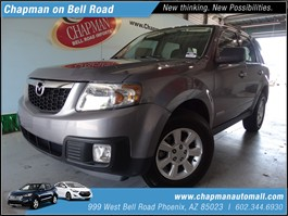 View the 2008 Mazda Tribute