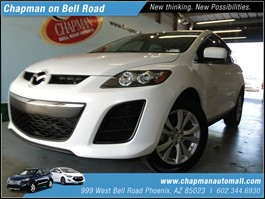 View the 2010 Mazda CX-7