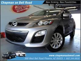 View the 2012 Mazda CX-7