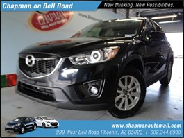 View the 2014 Mazda CX-5