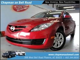 View the 2011 Mazda MAZDA6