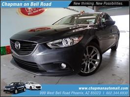 View the 2014 Mazda MAZDA6