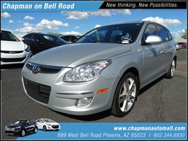 View the 2009 Hyundai Elantra Touring