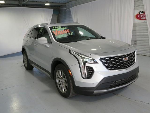 2020 Cadillac XT4 Premium Luxury – Stock #BV228