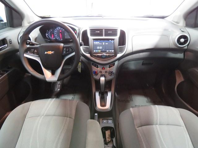 2018 Chevrolet Sonic LT – Stock #DH20121A