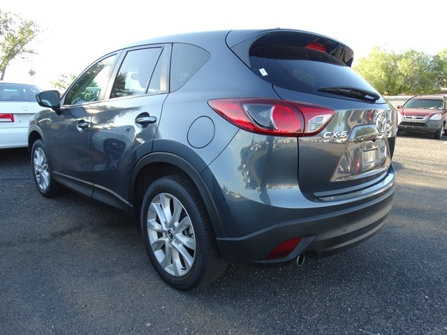 used 2013 mazda cx 5 grand touring stock dz16051a chapman automotive group. Black Bedroom Furniture Sets. Home Design Ideas