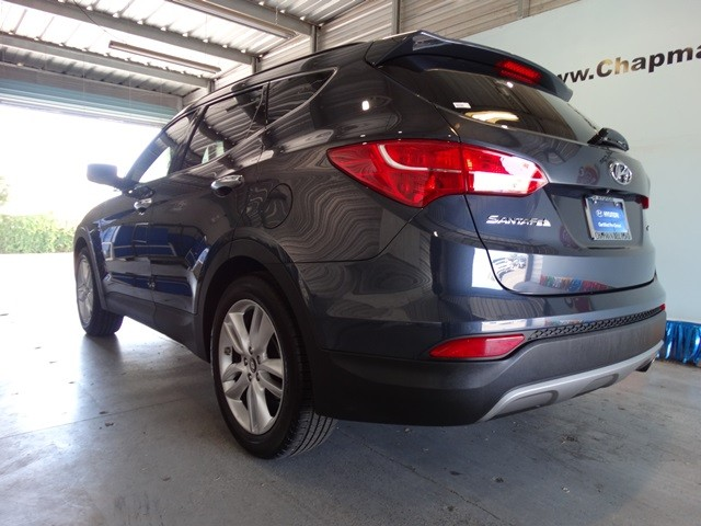 used 2013 hyundai santa fe sport 2 0t stock h14631a chapman automotive group. Black Bedroom Furniture Sets. Home Design Ideas