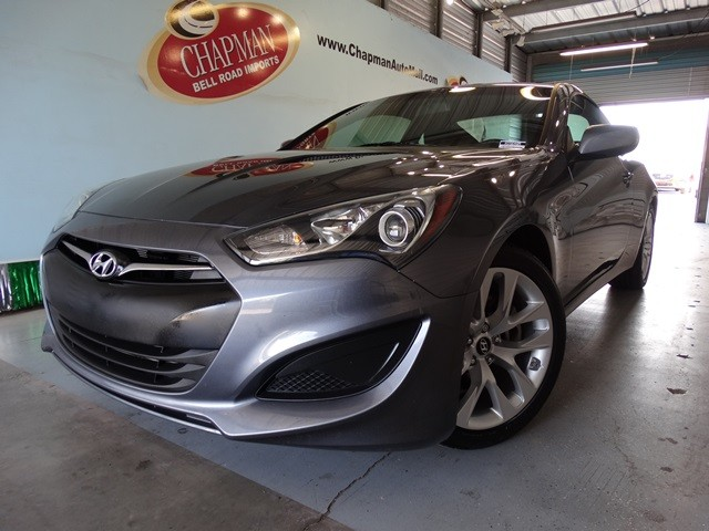 used 2013 hyundai genesis coupe 2 0t stock h15648a chapman automotive group. Black Bedroom Furniture Sets. Home Design Ideas