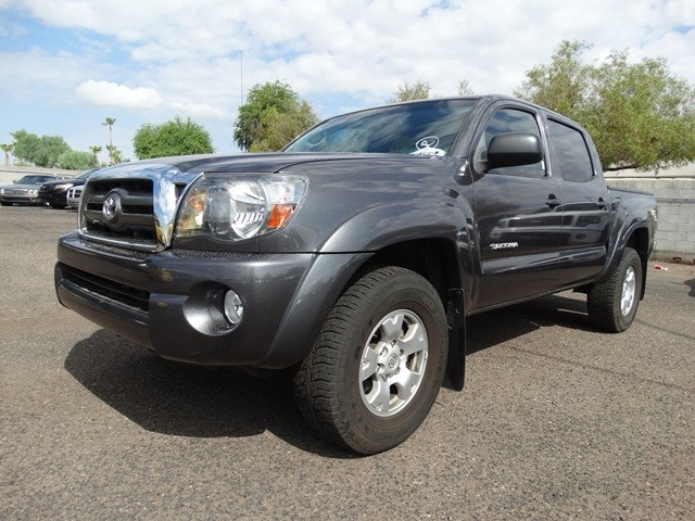 used 2010 toyota tacoma prerunner crew cab stock h160192a chapman automotive group. Black Bedroom Furniture Sets. Home Design Ideas