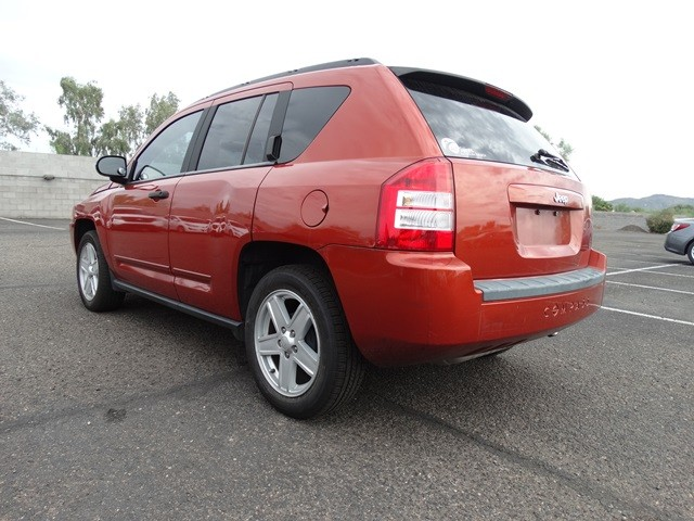 used 2008 jeep compass sport stock h160222a chapman. Black Bedroom Furniture Sets. Home Design Ideas