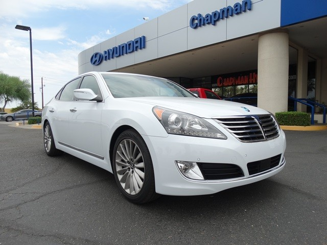 hyundai equus inventory phoenix az chapman hyundai in phoenix. Black Bedroom Furniture Sets. Home Design Ideas
