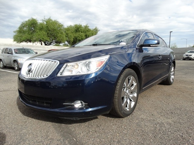 Used 2010 Buick Lacrosse Cxs Stock H16366a Chapman