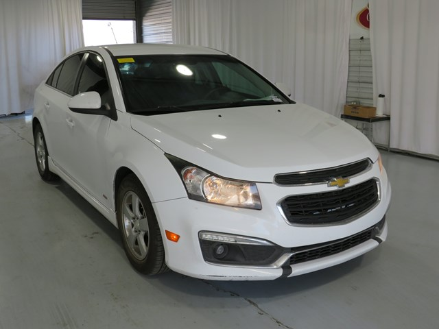 2016 Chevrolet Cruze Limited LT – Stock #H200011A