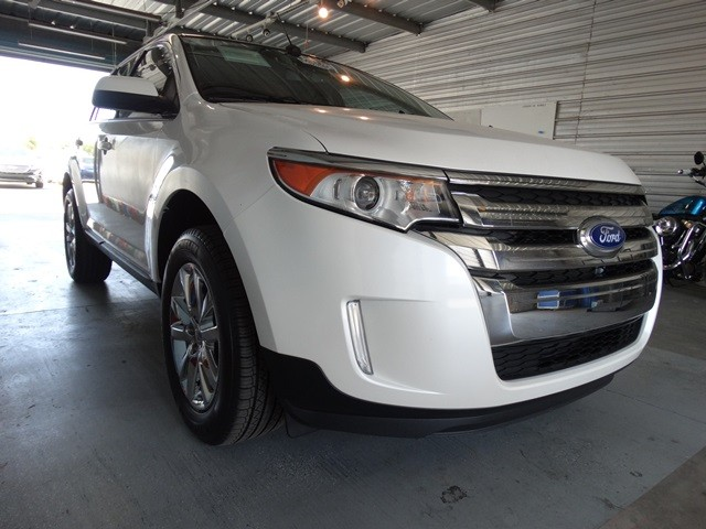 used 2013 ford edge sel stock p2632 chapman automotive group. Black Bedroom Furniture Sets. Home Design Ideas