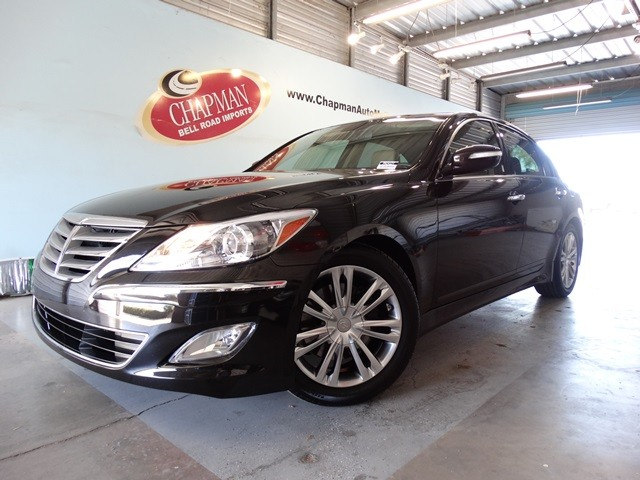 used 2014 hyundai genesis 3 8l stock ph14127 chapman automotive group. Black Bedroom Furniture Sets. Home Design Ideas