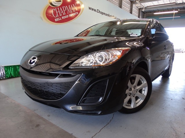 used 2011 mazda mazda3 i touring stock z15246a chapman automotive group. Black Bedroom Furniture Sets. Home Design Ideas