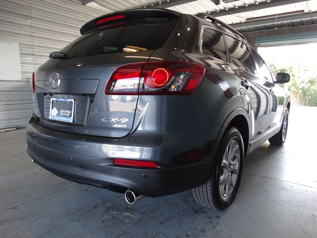 used 2014 mazda cx 9 touring stock z15414a chapman automotive group. Black Bedroom Furniture Sets. Home Design Ideas