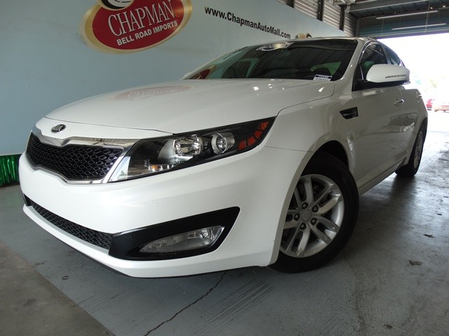 used 2013 kia optima lx stock z15436a chapman automotive group. Black Bedroom Furniture Sets. Home Design Ideas