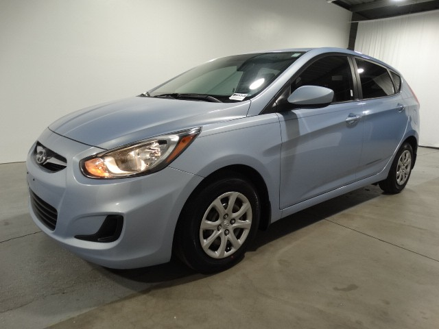 2014 Hyundai Accent GS at CHAPMAN HYUNDAI