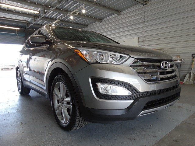 used 2013 hyundai santa fe sport 2 0t stock h15677a chapman automotive group. Black Bedroom Furniture Sets. Home Design Ideas