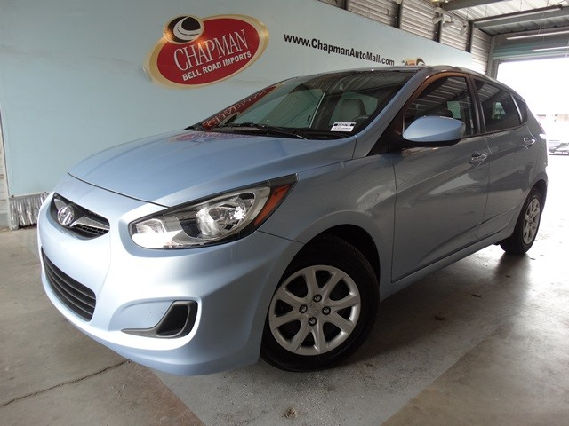 used 2014 hyundai accent gs stock h16974a chapman automotive group. Black Bedroom Furniture Sets. Home Design Ideas
