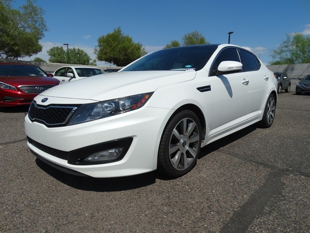 used 2012 kia optima sx turbo for sale at chapman mazda. Black Bedroom Furniture Sets. Home Design Ideas