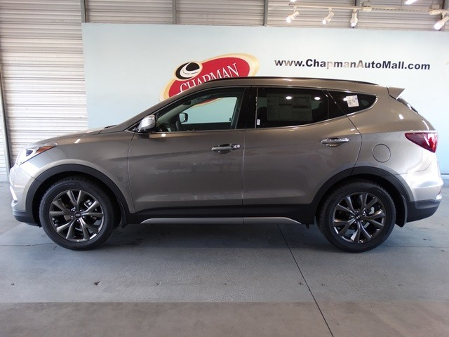 2017 hyundai santa fe sport 2 0t ultimate h17569 chapman automall. Black Bedroom Furniture Sets. Home Design Ideas