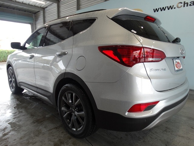 2017 hyundai santa fe sport 2 0t ultimate h17715 chapman automall. Black Bedroom Furniture Sets. Home Design Ideas