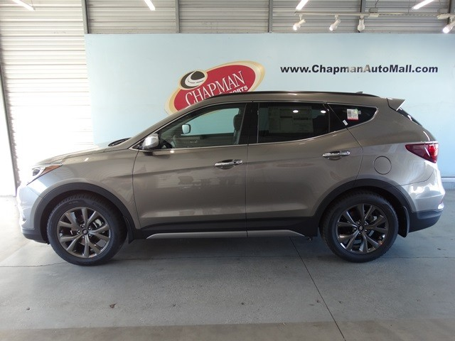 2017 hyundai santa fe sport 2 0t ultimate h17927 chapman automall. Black Bedroom Furniture Sets. Home Design Ideas