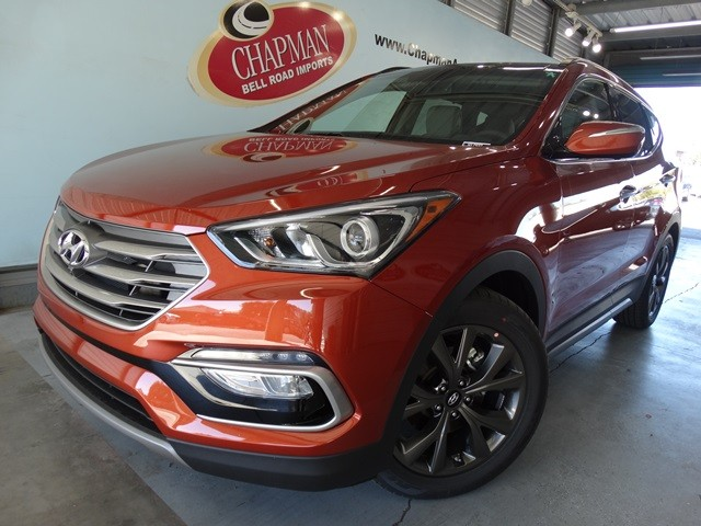 2017 hyundai santa fe sport 2 0t ultimate h17932 chapman automall. Black Bedroom Furniture Sets. Home Design Ideas