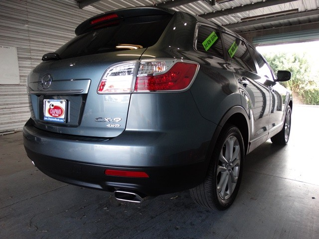 used 2012 mazda cx 9 grand touring stock z15390a chapman automotive group. Black Bedroom Furniture Sets. Home Design Ideas