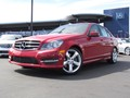 2014 Mercedes-Benz C-Class C350 Sport Sedan