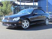 View the 2005 Mercedes-Benz CLK-Class