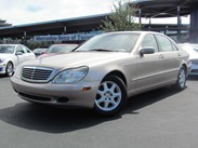 View the 2000 Mercedes-Benz S-Class