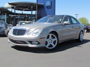 View the 2009 Mercedes-Benz E-Class