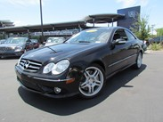View the 2009 Mercedes-Benz CLK-Class