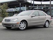 View the 2003 Mercedes-Benz C-Class