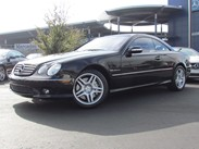 View the 2005 Mercedes-Benz CL-Class