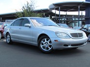 View the 2001 Mercedes-Benz S-Class
