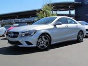 View the 2014 Mercedes-Benz CLA-Class