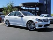 View the 2013 Mercedes-Benz C-Class