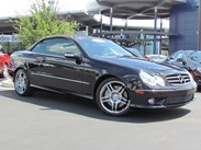 View the 2008 Mercedes-Benz CLK-Class