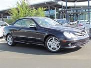 View the 2009 Mercedes-Benz CLK-Class