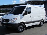 View the 2010 Mercedes-Benz Sprinter Cargo