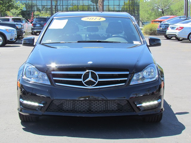 used 2014 mercedes benz c class c250 sport stock. Black Bedroom Furniture Sets. Home Design Ideas