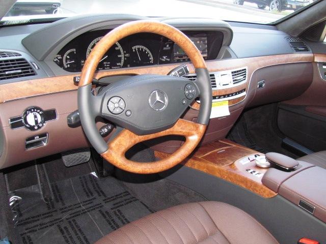 2013 Mercedes S-Class S550