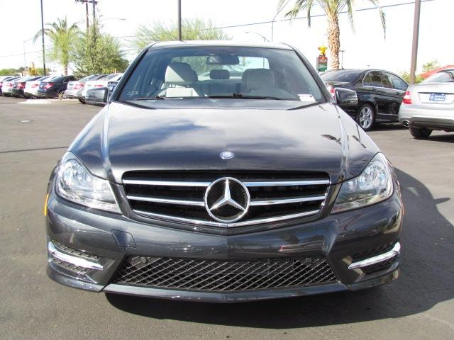 2013 mercedes benz c class sedan sport c250 4dr sedan for Mercedes benz stock symbol
