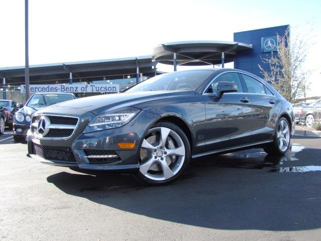 New mercedes benz inventory mercedes benz of tucson for Mercedes benz cls class for sale