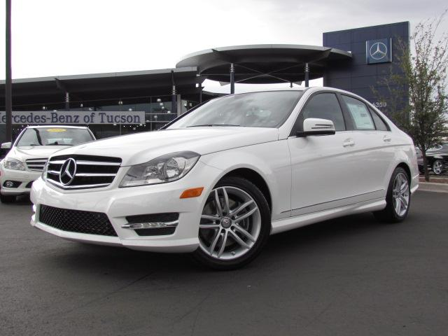 New mercedes benz inventory mercedes benz of tucson for Mercedes benz c300 sport 4matic