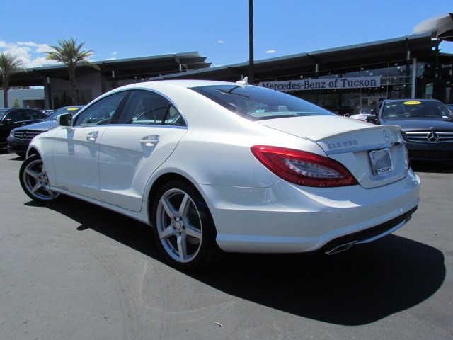 2014 mercedes benz cls class cls550 coupe for sale at mercedes benz of tucson stock m1407400. Black Bedroom Furniture Sets. Home Design Ideas